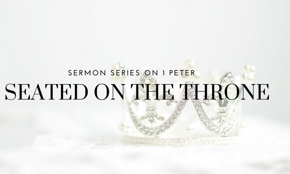 Seated on the Throne Series